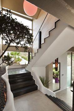 cabbagerose:    diamond house/abis arquitectura  via: blueverticalstudio