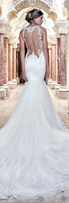Slay Worthy Wedding Dresses from Solo Merav   Solo Merav 2017 Wedding Dress Collection
