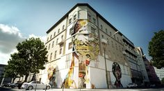 Berlin opens a street art museum  - Curbedclockmenumore-arrow : Is street art still street art if it's not on the street?