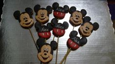 Cookies mickey mousse