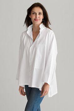 Perfect white shirt - Planet Clothing