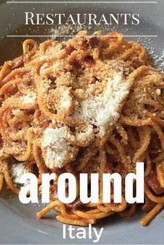 Finding a good restaurant in Italy is not as easy as it used to be - especially in the tourist areas. So i thought I would take it upon myself to find some great ones for you and help your search.
