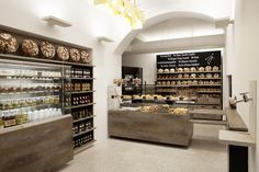 In Vienna, Austria, the latest cool destination for lovers of organic bread is Joseph - Brot vom Pheinsten (Translation: Joseph – Finest Bread), located in the 1st district at Nagelgrasse 9.