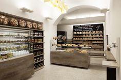 Modern bakery