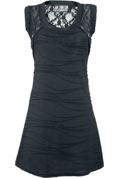 Tina Dress por Poizen Industries