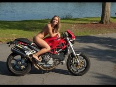 A Bikini, A Bike And A Touch of Madness