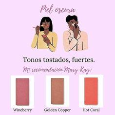 Imagenes Mary Kay, Mary Kay Ash, Mary Kay Makeup, Make Up, Dark Skin, Hair, Mary Kay Cosmetics, Skin Care, Beauty