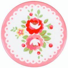 Floral Disk