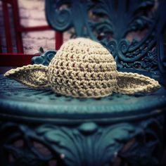 yoda hat by littlefairyfay, ravelry