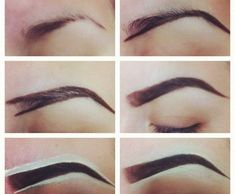 Your eyebrows frame two of your face's most important features. You spend time sweeping on the right eye shadows, liner and mascara, so shape and define your br