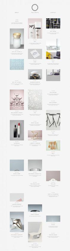 Two Create - Award winning multidisciplinary design agency - #Webdesign #inspiration www.niceoneilike.com