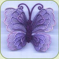 SD012 3D FSL Butterfly 2