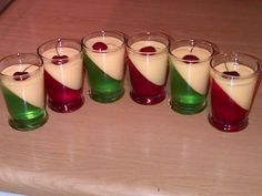 Simple Jelly & Custard recipe by Naseerah Sayed posted on 21 Jan 2017 . Recipe has a rating of by 1 members and the recipe belongs in the Desserts, Sweet Meats recipes category Christmas Deserts, Christmas Stuff, Trifles, What To Cook, Custard, Food Hacks, Chocolates, Heavenly, Mousse