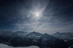 #photoshop #solar #eclipse Solar Eclipse, Mount Everest, Photoshop, Explore, Mountains, Landscape, Nature, Travel, Naturaleza