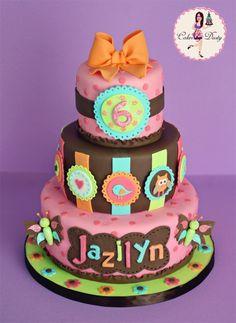 Jazilyn  on Cake Central