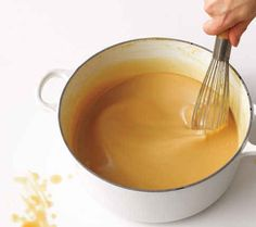 Make gravy instantly great by adding soy sauce. | 17 Life-Saving Thanksgiving Cooking Hacks