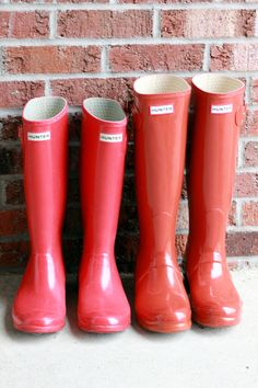 Tips for buying Hunter boots