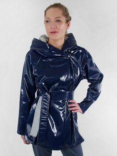 Reversible Deck Coat by MycraPac Spring '16