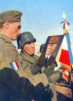 French 33rd Waffen Grenadier Division of the SS Charlemagne