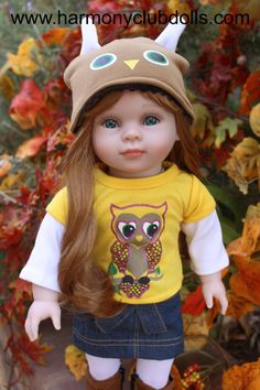 "HARMONY CLUB DOLLS 18"" Dolls and 18"" Doll Clothes <a href=""http://www.harmonyclubdolls.com"" rel=""nofollow"" target=""_blank"">www.harmonyclubdo...</a>"