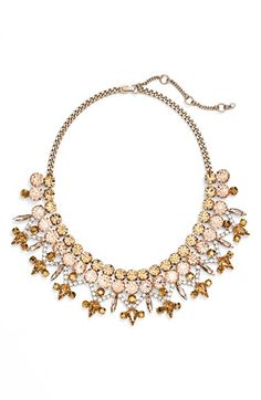 Kent & King 'Drama' Bib Necklace available at #Nordstrom