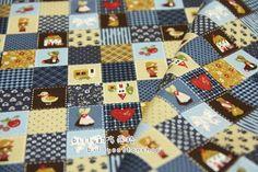 [billycottonshop] k201- Sunbonnet Sue - cotton fabrics - ( 4 colors to choose) [Free shipping now !!] https://www.etsy.com/listing/153612806/k201-sunbonnet-sue-cotton-fabrics-half?ref=shop_home_active
