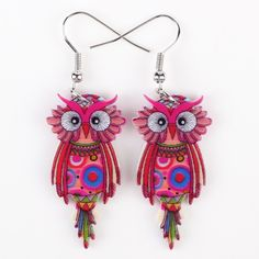 Best price on Cute Owl Earrings Dangle Long Drop    Price: $ 9.80  & FREE Shipping    Your lovely product at one click away:   http://mrowlie.com/cute-owl-earrings-dangle-long-drop/    #owl #owlnecklaces #owljewelry #owlwallstickers #owlstickers #owltoys #toys #owlcostumes #owlphone #phonecase #womanclothing #mensclothing #earrings #owlwatches #mrowlie #owlporcelain