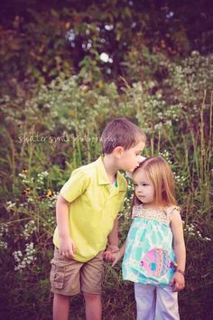 Brother and sister photos