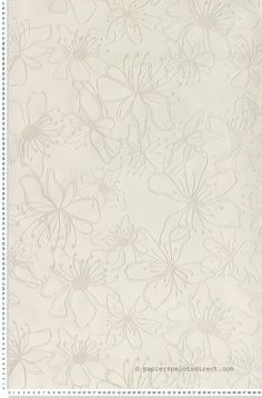 papier peint vinyle sur intiss inspire acapulco blanc larg m leroy merlin papel. Black Bedroom Furniture Sets. Home Design Ideas