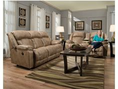 Franklin Living Room Recline Reclining Sofa With Integrated Usb Port 71742 83 Faux Leather