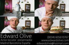 Actores en Madrid agencias representantes Edward Olive : Edward Olive actores ingleses britanicos nativos en Madrid para cine, series, television, tv, publicidad, spots, anuncios y  videos corporativos. Locutor ingles briatanico y voz en off.  http://www.edwardolive.com/videos-actor-ingles-madrid-espana-english-british-spain1.php | edwardolive