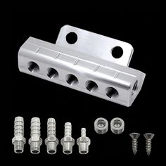 This Vacuum Manifold by UPR was Designed for the 1986-1993 V6 and V8 Fox Body Mustang. This Vacuum Manifold eliminates the plastic factory unit that always breaks and cracks over time.  The Only choice for an OEM style Vacuum Port that can handle anything you throw at it. This is a must for all Turbo and Supercharger applications.