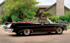 1962 Imperial Crown Convertible Maintenance of old vehicles: the material for new cogs/casters/gears could be cast polyamide which I (Cast polyamide) can produce
