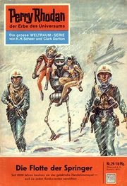 """Buy Perry Rhodan Die Flotte der Springer: Perry Rhodan-Zyklus """"Die Dritte Macht"""" by Kurt Mahr and Read this Book on Kobo's Free Apps. Discover Kobo's Vast Collection of Ebooks and Audiobooks Today - Over 4 Million Titles! Sci Fi Novels, Sci Fi Books, Science Fiction Kunst, Sience Fiction, Perry Rhodan, Retro Robot, Classic Sci Fi, Pulp Magazine, Retro Futuristic"""