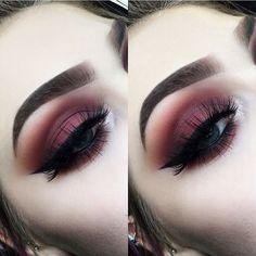 eye makeup looks best on me makeup after lasik makeup glam makeup kajal makeup like audrey hepburn kajal eye makeup makeup brush set makeup vs no eye makeup Makeup Eye Looks, Eye Makeup Tips, Cute Makeup, Makeup Goals, Gorgeous Makeup, Skin Makeup, Makeup Inspo, Eyeshadow Makeup, Makeup Inspiration