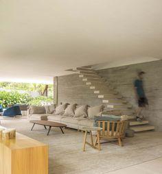 Galeria - Casa Branca / Studio MK27 - Marcio Kogan + Eduardo Chalabi - 19 Decoração minimalista.