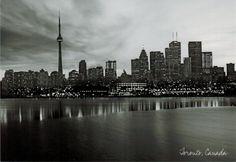 New York Skyline, Canada, Travel, Voyage, Viajes, Traveling, Trips, Tourism