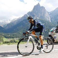 Alejandro Valverde stage 15 Giro d'Italia 2016