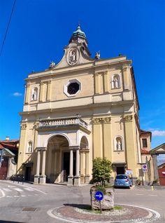 Candelo (Biella, Italy) - Church of San Lorenzo
