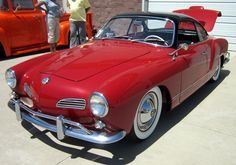 1962 VW Karman Ghia