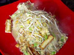 Pad Thai recipe from Alton Brown via Food Network
