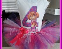 paw patrol birthday party ideas for girl - Google Search