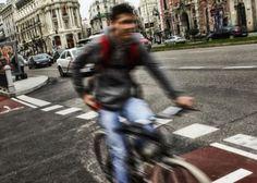 Mi blog de noticias: Carmena construirá 33 carriles-bici en Madrid en 2...