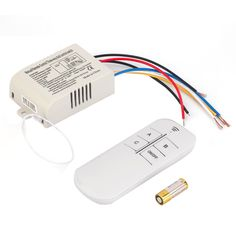 220V 3 Way ON/OFF Digital RF Remote Control Switch Wireless For Light Lamp Worldwide Store Brand New #Affiliate