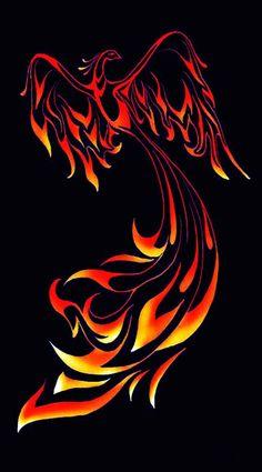Phoenix Bird Firebird Tattoo Ideas 33 Ideas For 2019 Phoenix Artwork, Phoenix Drawing, Phoenix Images, Phoenix Wallpaper, Phoenix Bird Tattoos, Red Bird Tattoos, Phoenix Tattoo Design, Tattoo Bird, Crow Tattoos