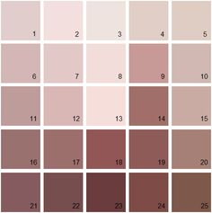 1000 ideas about benjamin moore pink on pinterest - Que colores pegan ...