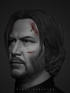 John Wick Fan Art Collection  -  Concept Art - John Wick released 2014, and John Wick: Chapter 2 released 2017 is a movie that obtained success with its lead actor, Keanu Reeves, leading many artis...