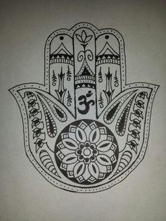 Hindu Hand More Tattoos Tat A Tats Hindus