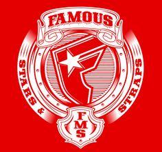 Famous Stars and Straps Apparel Aztec Culture, Famous Stars And Straps, Rock Style, Rock Chic, Strange Music, Junior Fashion, Rock Tees, Metal Mulisha, Architecture Tattoo
