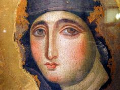 Very old icon of Our Lady